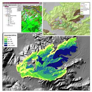 Simulación de Incendios con LiDAR y aplicación para planificación forestal (II)